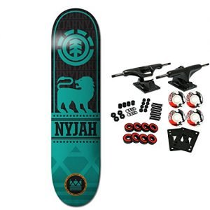 """Element Skateboards Complete Nyjah Courage 7.75"""""""