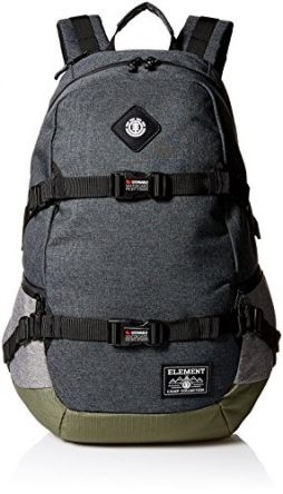ELEMENT Men's Jaywalker Skate Backpack with Laptop Sleeve and Straps