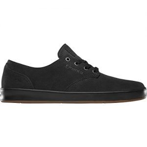 Emerica Men's The Romero Laced Skate Shoe, Dark Grey/Black/Gum, 8.5 Medium US