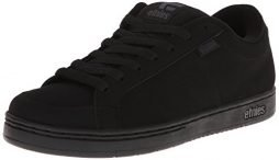 Etnies Mens Men's KINGPIN Shoe, black/black, 10.5 Medium US