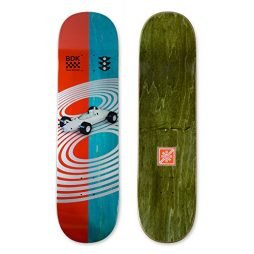 Habitat Skateboards Bobby Racer Lrg, Assorted, 8.25