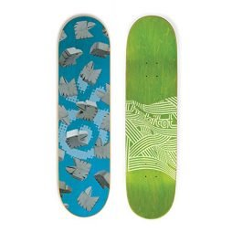 Habitat Skateboards Eagle Totem – Assorted, 8.25