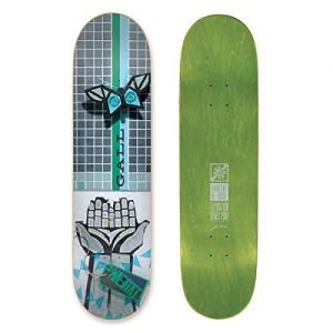 Habitat SKATEBOARDS Fred Gall Exposition Reissue, Assorted, 7.75