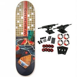 Habitat Skateboard Complete Brian Wenning Exposition Re-Issue 8.25″