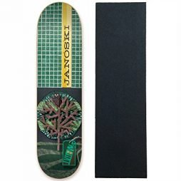 Habitat Skateboard Deck Stefan Janoski Exposition Re-Issue 8.25″ with Grip