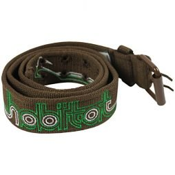 Habitat Skateboards Swallow Web Belt Brown Size S/M