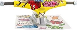 Krux 8.5 Std Cat Party Yel/Silver