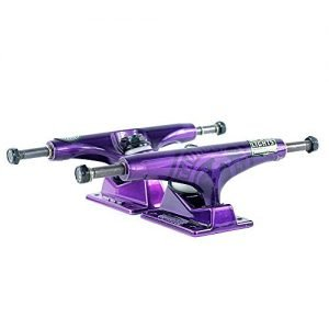 "Thunder Purple Lights Strike Skateboard Trucks - Set of 2 (147(8.0"") HI)"