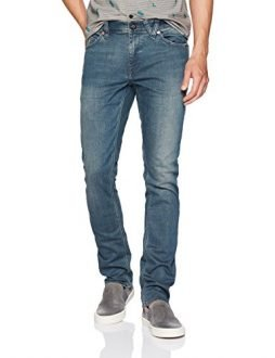 Volcom Men's Vorta Slim Fit Stretch Denim Jean