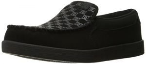 DC Men's Villain Shoe, Black Print, 11 D D US