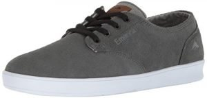 Emerica Men's The Romero Laced Skate Shoe, Stone, 9 Medium US