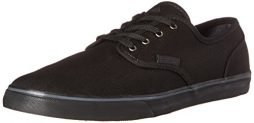 Emerica Men's Wino Cruiser Shoe, Black/Black, 13 Medium US