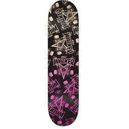 "Real Skateboards Walker ""Thrasher Party Goat"" Deck: 8.25"""