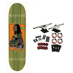 Sk8Mafia Skateboard Complete Legends 2 Turner 8.12""