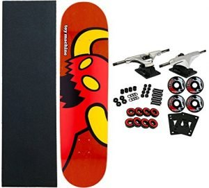 Toy Machine Complete Pro Skateboard VICE MONSTER (assorted colors) 8.125