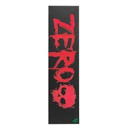 "Zero Skateboards / MOB Blood Red Grip Tape - 9"" x 33"""