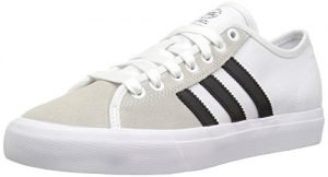adidas Originals Men's Matchcourt RX Skate Shoe, FTWR White, Core Black, FTWR White, 12 M US