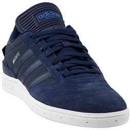 adidas Skateboarding Men's Busenitz Collegiate Navy/Collegiate Navy/Footwear White 10.5 D US