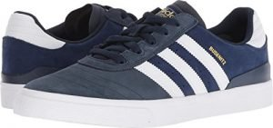 adidas Skateboarding Men's Busenitz Vulc Collegiate Navy/White/Dark Blue 11 D US