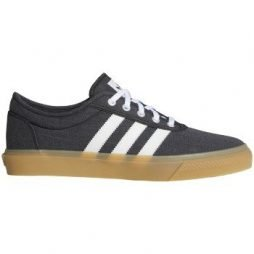 adidas Skateboarding Unisex Adi-Ease Core Black/Footwear White/Gum 3 6.5 Women / 5.5 Men M US