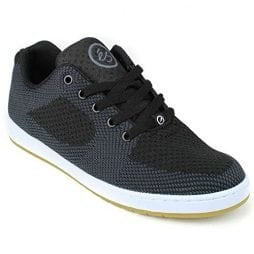 eS Men Accel Slim Ever Stitch Black Shoes Size 9