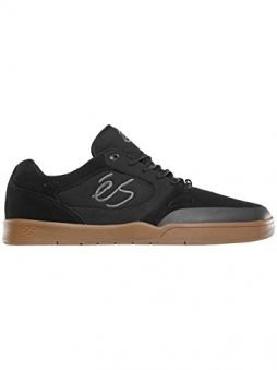 eS Men's Swift 1.5 Skate Shoe, Black/Gum, 8.5 Medium US