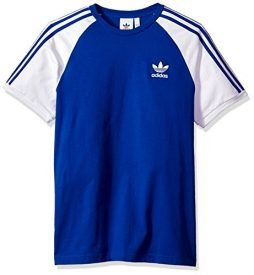 adidas Originals Men's Originals 3 Stripes Tee