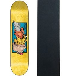 """Blind Skateboard Deck Impact Light Sewa Food Chain Assorted 8.0"""" with Grip"""
