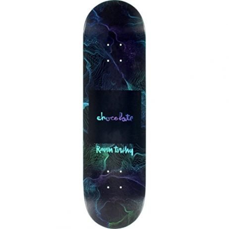 CHOCOLATE TERSHY GRAVITY Skateboard Deck 8.37 w MOB Grip