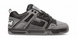DVS Men's Comanche Skate Shoe, Black Charcoal Nubuck, 9.5 Medium US