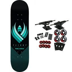 Powell-Peralta Skateboard Complete Flight 247 8.0""