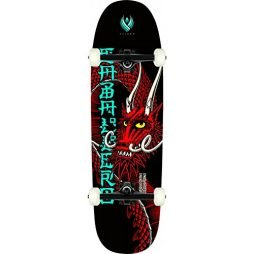 Powell-Peralta Skateboard Flight 192 Caballero Ban This Blk Trks Assembled