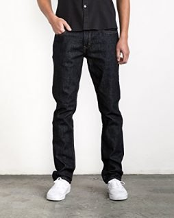 RVCA Men's Daggers Slim-Fit Stretch Jean