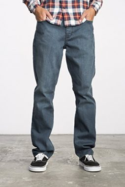 RVCA Men's Stay Denim Jean