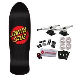 "Santa Cruz Old School Skateboard Complete Classic Dot Pre Issue 9.41"" x 31.88"""
