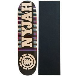 Element Skateboards Deck Nyjah Huston 1st Phase 8.0″ with Pro Grip