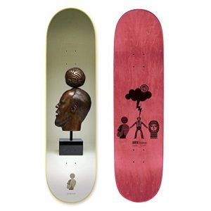 Habitat Skateboards Stefan Sculpture Series - he Thought It was Sirius - 8.0, Assorted, 8