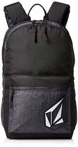 Volcom Unisex Academy Backpack, Ink black, One Size