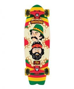 Flip Cheech and Chong Cruiser Complete Sz 27.7 x 8.8in