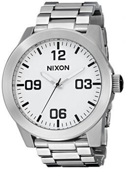 Nixon Men's A346100 Corporal SS Watch