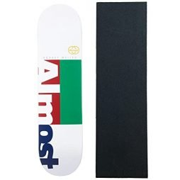 Almost Skateboards Deck Ivy League Imapact Mullen 8.0″ x 31.6″ with Grip