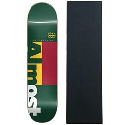Almost Skateboards Deck Ivy League Imapact Yuri 8.375″ x 32.2″ with Grip