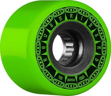 Bones Rough Riders Tank 56mm 80A - Green