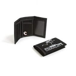 Chocolate Skateboard Wallet – El Chocolate Black