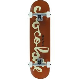 Chocolate Skateboards Stevie Perez OG Chunk WR40D1 Mid Complete Skateboards – 7.62″ x 31″