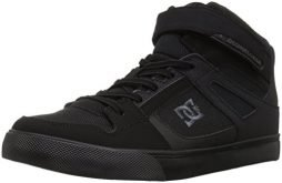 DC Kids' Pure High-top Ev Skate Shoe