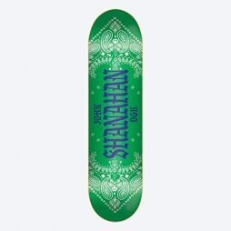 DGK Skateboard Deck Colors Shanahan 8.0″