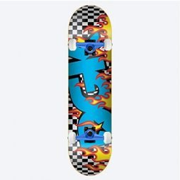 DGK Skateboards Assembly On Fire 8.06″ Complete