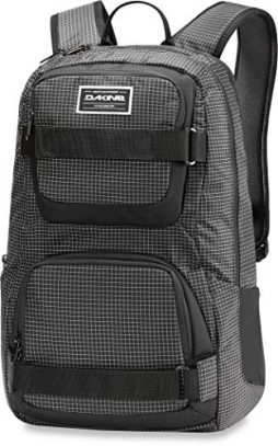 Dakine – Duel 26L Backpack – Padded Laptop & iPad Sleeve – Insulated Cooler Pocket – Mesh Side Pockets – 19″ x 12″ x 9″