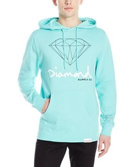 Diamond Supply Co. Men'sOg Script Brilliant Pullover Hoodie